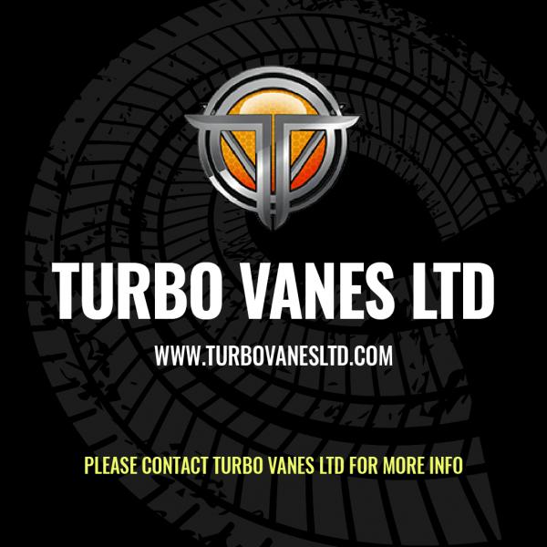 Turbo Vanes for Seat Leon 1.9 Diesel  ASV   110   Garrett  701854-0002